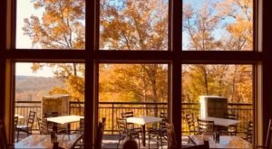Enjoy The Best View In All Of Ohio At This Unique Lookout Restaurant