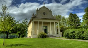 The Oldest Church In Idaho Dates Back To The 1800s And You Need To See It