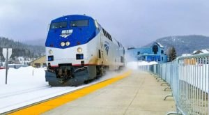 The Picturesque Colorado Train Ride That Is Perfect For Your Next Outing