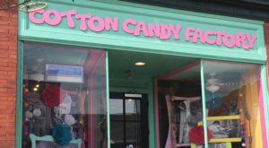 The Cotton Candy Shop In North Carolina That Will Make You Feel Like A Kid All Over Again