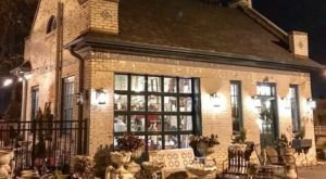 This Historic Gas Station Is Now Home To Kentucky's Most Charming Antique Shop