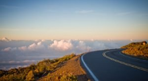 Take A Drive Above The Clouds On This Incredible 38-Mile Highway In Hawaii
