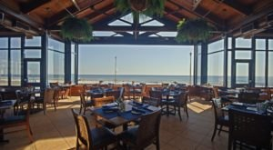The Unassuming Restaurant In New Jersey Where Every Table Has A View Of The Ocean
