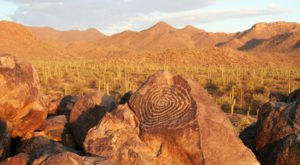 An Arizona Indian Tribe Mysteriously Vanished And Left Behind These Ancient Rock Drawings