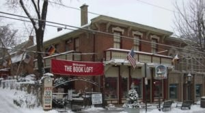 The Largest Independent Bookstore In Ohio, The Book Loft, Has More Than 500,000 Books