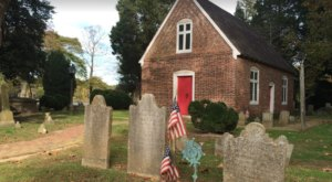 The Oldest Church In Maryland Dates Back To The 1600s And You Need To See It