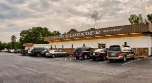 Flounder Fish Camp, A Landlocked Seafood Restaurant In South Carolina, Is Unexpectedly Awesome