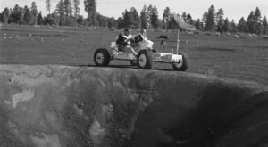 Few People Know NASA Trained For The Moon Landing At This Secret Crater In Arizona