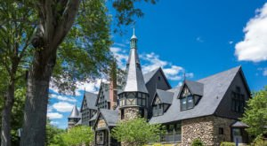 The One Place In Rhode Island Where Harry Potter Would Feel Right At Home