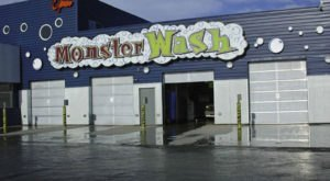 The Monster-Themed Car Wash In Alaska That's Fun For The Whole Family