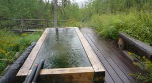 The Little Known Hot Springs in Alaska That's Worth The Winter Trek