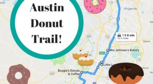 Take The Austin Donut Trail For A Delightfully Delicious Day Trip