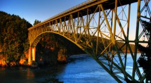 The Remarkable Bridge In Washington That Everyone Should Visit At Least Once