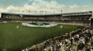 These 14 Photos Will Take You On A Tour Through Time At Cleveland's First Ballpark