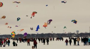 This Incredible Kite Festival In Iowa Is A Must-See