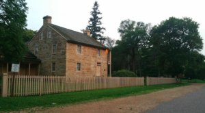 The Sibley House Is The Oldest Home In Minnesota And You'll Want To Visit