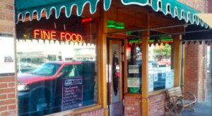 You'll Find The Tastiest Food In Oregon Inside This Historic Building
