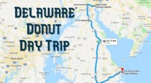 Take The Delaware Donut Trail For A Delightfully Delicious Day Trip