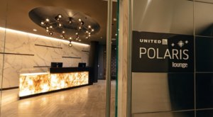 The Newest United Airlines Lounge Might Be More Fun Than Your Destination