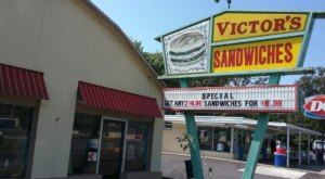 The Famous Kentucky Sandwich Shop With Over 50 Subs On The Menu