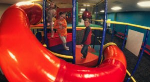 The Most Epic Indoor Playground In Wyoming Will Bring Out The Kid In Everyone