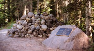 The Oregon Forest Trail That Holds A Long Forgotten Secret Of The Pioneer Era