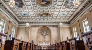 The Oldest Church In Nashville Dates Back To The 1800s And You Need To See It