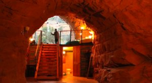 Spend The Night In A Cave In This Bedrock Home In Utah