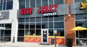 The Beef Jerky Outlet In Kentucky Where You'll Find More Than 150 Tasty Varieties