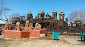The Amazing Playground Fort In Oklahoma That Will Bring Out The Child In Us All