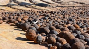 These Mysterious Marbles Found In Utah Are Surrounded By Ancient Myth