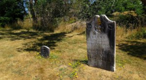No One Knows Exactly How Many People Are Buried In This Old Oregon Cemetery