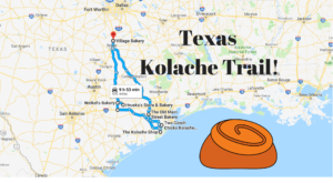 This Kolache Trail In Texas Will Have Your Stomach Rumbling