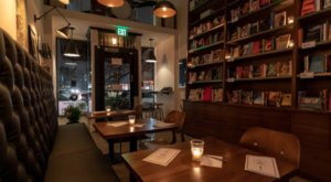 This Library Bar In Northern California Is Every Book Nerd's Paradise