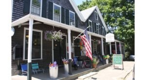 This Old-Fashioned Trading Post In Massachusetts Is The Last Of Its Kind