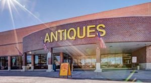 You Won't Leave Empty Handed From This Amazing 50,000-Square Foot Antique Shop In Colorado