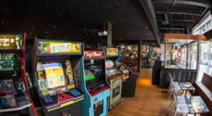 This Connecticut Arcade With 50 Vintage Games Will Bring Out Your Inner Child