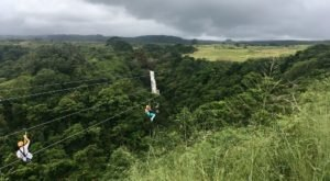 The Waterfall Zipline Tour In Hawaii Guaranteed To Satisfy Your Need For Adventure