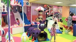 The Indoor Playground In Maryland That's Like A Real-Life Candyland