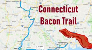 This Bacon Trail Through Connecticut Is Basically A Dream Come True