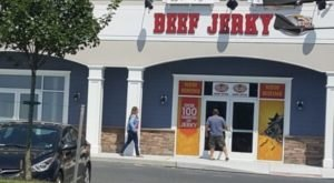 The Beef Jerky Outlet In Delaware Where You'll Find More Than 100 Tasty Varieties