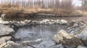 This Primitive Hot Springs Trail In Montana Is Everything You Need This Winter