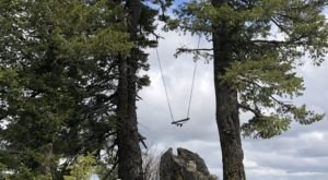 The Incredible Rope Swing Hike In Idaho You'll Want To Take This Year