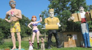 The Bizarre Roadside Attraction In West Virginia That's Perfect To Plan A Day Trip Around
