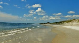 This Undeveloped Beach Is The Crown Jewel Of The North Carolina Coast