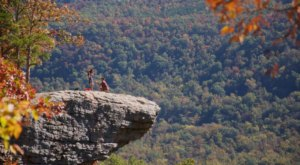 This Beloved Bluff Was Just Named Most Romantic Spot In Arkansas And We Couldn't Agree More