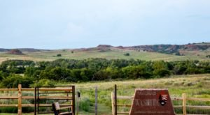 The Oklahoma Hiking Trail That Was Once An 1800s Battlefield