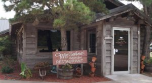 Located In An Old Deserted Oklahoma Airport, McGehee's Catfish Restaurant Serves Delicious Seafood