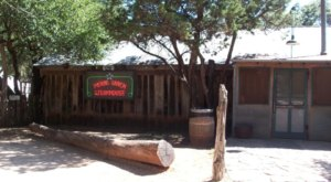 A Tasty Texas Restaurant, Perini Ranch Steakhouse Is Home To Some Of The The Biggest Steaks Around