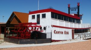 This Charming Paddlewheel Boat In Arizona Is Also A One-Of-A-Kind Pizzeria